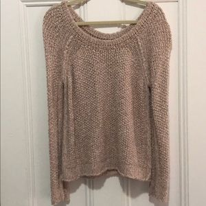 EUC Free People Slouchy Sweater